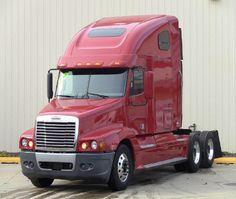 2007 Freightliner Tractor Truck w/ Sleeper for sale #Freightliner #truck