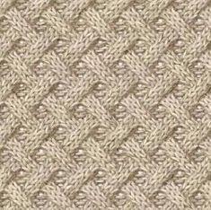 Рельефные узоры спицами, 1 часть - САМОБРАНОЧКА рукодельницам, мастерицам