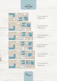 Victory Torino Super 2017 #LeisureHome layouts