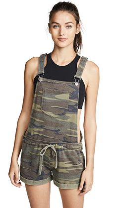cf1c4c0fb071f Z Supply The Camo Short Overalls Overalls Outfit