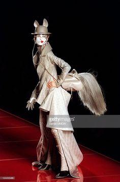 Autumn Winter 2000/2001 Haute Couture fashion show: Christian Dior In Paris…
