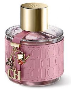 Carolina Herrera ~ What a perfection of color/shade! Wish CH would make this in nail enamel. I'd be chasing it, even for my stunted nails! Meanwhile, will try the fragrance.