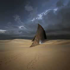 Departure from the Northern Wasteland © Michal Karcz