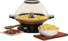 Hot Air Popcorn Poppers | Christine's Product Reviews