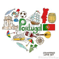 High quality Portugal inspired Wall Art by independent artists and designers from around the world. Portugal Country, Vespa Retro, Travel Clipart, Watercolor City, Portugal Travel, Travel Posters, Travel Ad, Travel Icon, Budget Travel