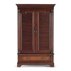 The Havana Barmoire: A Fusion of Bar & Armoire | Frontgate Blog
