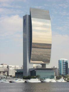 Dubai building. @designerwallace