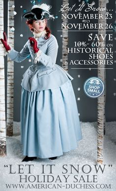 American Duchess:Historical Costuming | Historical Costuming and sewing of Rococo 18th century clothing, 16th century through 20th century, by designer Lauren Reeser