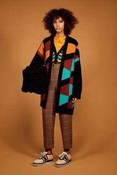 M Missoni Fall 2018 Ready-to-Wear Fashion Show Collection