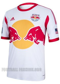 New York Red Bulls 2013 adidas Home Jerseys Soccer Jerseys 7cb51e7b7f72c