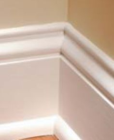 Perfect Trim on Doors, Windows and Base Moldings  Tricks for getting tight-fitting joints on door and window casings and on base moldings.