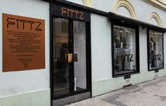 #fittz #fashion #boutique #prague