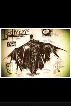 Batman by Gerard