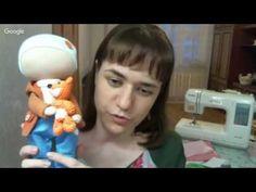 2 день Кукольная мастерская Светлана Завадецькая 1 - YouTube