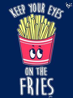 Fry goals!