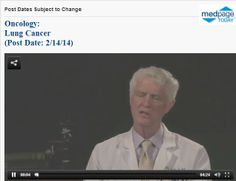 Treating Lung Cancer 2014