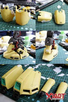 MODELER: Meepo  MODEL TITLE: N/A  MODIFICATION TYPE: custom panel line, custom color scheme, custom decals, custom details, weathering  KITS...
