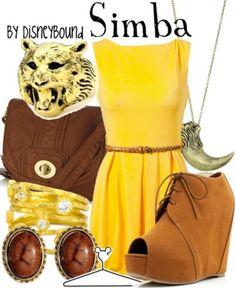 Disney Fashion, Simba, Lion King