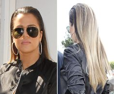 Khloe Kardashian's Slicked Back Hair — Love Or Loathe? Vote