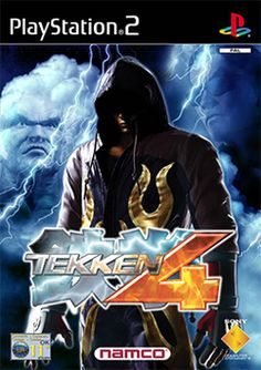 Tekken 4 Game for the Sony Playstation 2 Buy Now from Fully Retro! Tekken Jin Kazama, Tekken 4, Playstation 2, Ps4, Computer Video Games, Phone Games, Xbox One, Tekken Tag Tournament 2, Game Prices