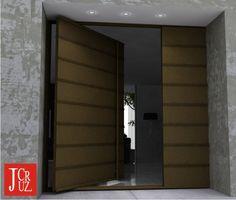 Modern Steel Entry Doors