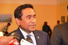ޖީއެމްއާރަށް ބަދަލުގެ ގޮތުގައި ދޭންޖެހޭނީ 300 މިލިއަނެއްހާ ޑޮލަރު: ރައީސް : CNM - Latest Breaking News From Maldives