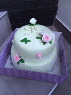 Torte 95 Geburtstag