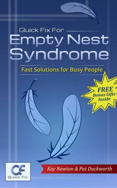 Quick Fix For Empty Nest Syndrome. amzn.to/1hzKEig