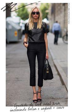 All black - Fashion Gazette