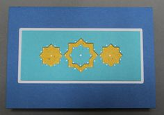 Greeting Card Iranian tiles by Abicartes on Etsy, €11.99