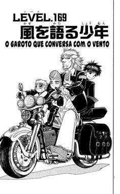 mangaREADER: Konjiki no Gash Bell - Capítulo 169