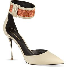 NICHOLAS KIRKWOOD Rue court shoes | SS 2014 | cynthia reccord