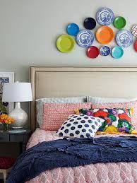 déco tête de lit décalée