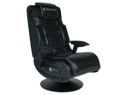 *HOT CHRISTMAS GIFT* X Rocker Pro Series Pedestal Video Gaming Chair – $174.88 (Was $249)