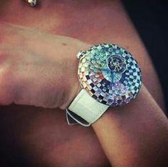 "Now this is made for a queen from the ""King of Bling"" @jacobarabo of @jacobandco  #mywatchlifestyle #jacobthejeweler #baselworld #womenwatch #watchoftheday #giftsforher #armcandy #watchesofinstagram #independentwoman #luxurylifestyle #luxurywatch #jewelrydesign #tourbillontuesday #tourbillon #fashionista #watchporn #watchmaker #diamondlife #dubaiwatchclub #arabmoney #watchenthusiast #wristgame #wristcandy #hautecouture #hautehorlogerie #premiumwatch #whatsonyourwrist #watchaddict #watchnerd…"