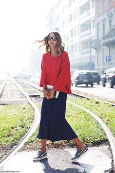 Clothes - Milan Fashion Week - Spring Summer 15 - CANDELA NOVEMBRE