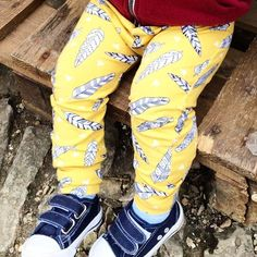"""""""If you can dream it you can do it"""" - Walt Disney The Wild leggings are handmade in the UK from Cotton Elastane Jersey. This fabric is Öko-Tex Standar Toddler Fashion, Kids Fashion, Mr Fox, Toddler Leggings, My Boys, Cozy, Unisex, Style, Swag"""