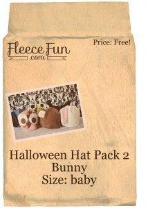 hat pack 2 bunny babyl