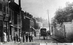High Street, Ruddington,  c1900s-1920s