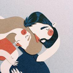 """""""La siesta"""". L'importanza di un abbraccio"""