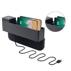 Dr Auto Car Seat Side Pocket, Console Side Pocket, Car Po... Pocket Organizer, Car Hacks, Car Floor Mats, Console, Car Seats, Coins, Organization, Storage, Amazon