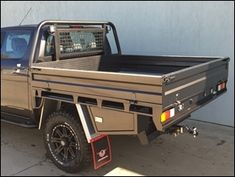 Truck Bed Box, Truck Flatbeds, Truck Mods, Custom Truck Beds, Custom Trucks, Dodge Trucks, Pickup Trucks, Custom Ute Trays, Lumber Rack