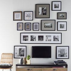 Donnez du style à vos murs grâce à ces images encadrées !