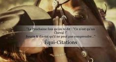 Citation Cool, Friesian Horse, Affirmations, Horses, Quotes, Alice, Blog, Animal, Messages