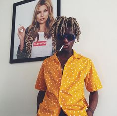 Ian Connor Kate moss for supreme