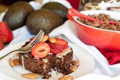 Double Chocolate Crunch Quinoa Breakfast Bake