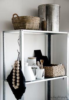 Badkamer // Naturel // HYLLIS stellingkast - #Ikea | accessoires