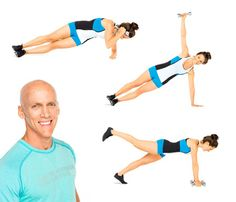 5 Pumped-Up Planks for All-over Toning. Firm your abs, legs, butt and more with these pumped-up planks.
