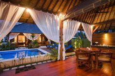 Lembongan Island villa