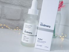 The Ordinary Buffet Serum Review